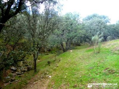 Cárcavas del Río Perales - Sierra Oeste de Madrid; grupo de senderismo madrid